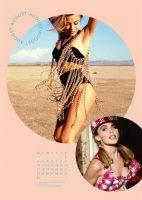 Kylie 2020 Calendar Inside Image two